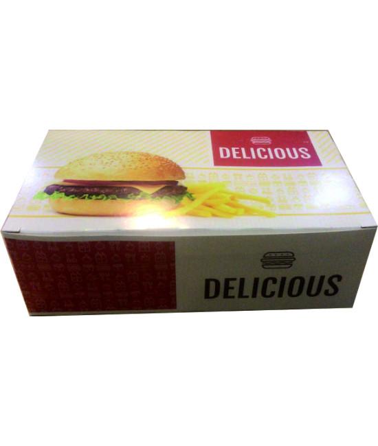 BURGER & FRIES meal  BOX  BF10