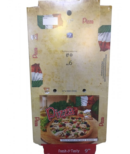 DELICIOUS PIZZA BOX  9