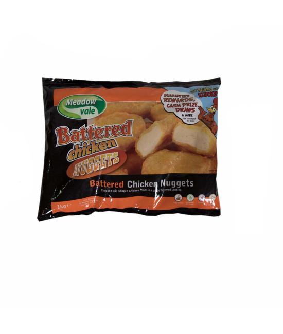 meadowvale CHICKEN NUGGETS 1 KG