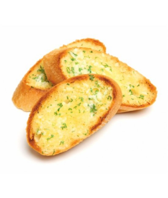 PARMA SLICED GARLIC BREAD (120)
