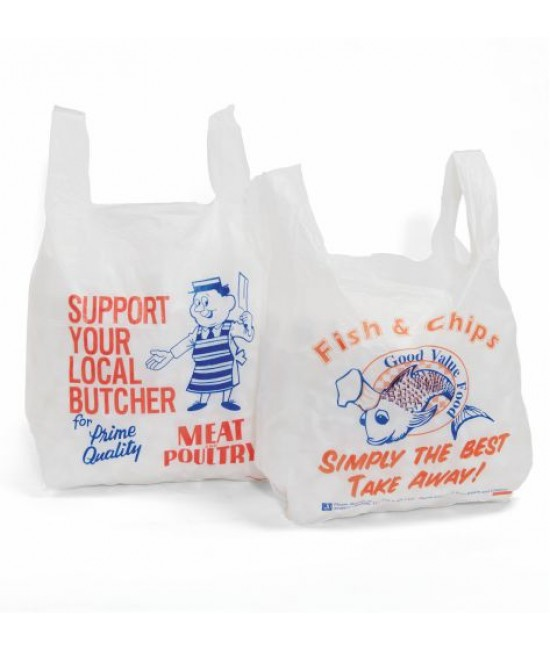 FISH & CHIPS BAGS 280X395X475 (2000)