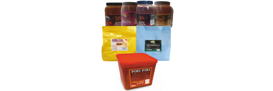 Piri Piri Products