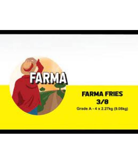 FARMA 3/8 FRIES 4X 2.27