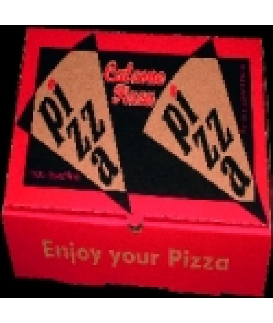 b/n PIZZA BOX 20