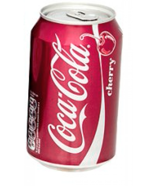 CHERRY COKE 24X330 ML