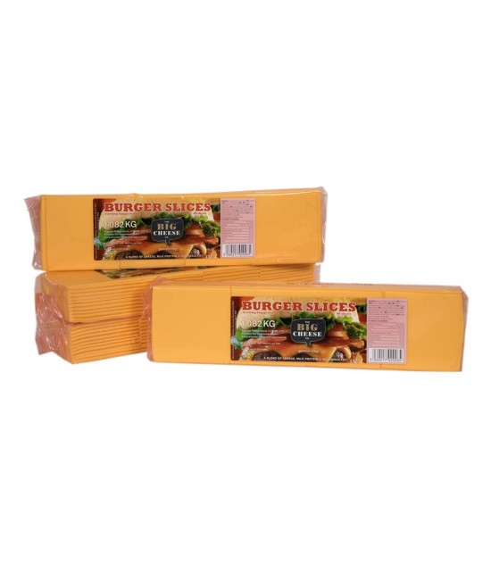 SLICED BURGER CHEESE112 Slice