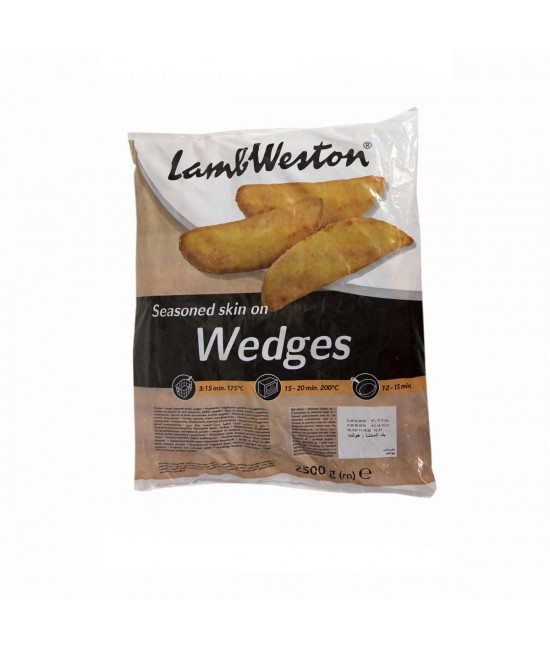 LW. SAV. POTATO WEDGES (1X2.5 KG)