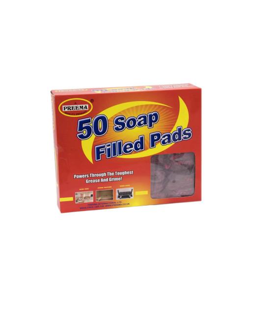 BRILO SOAP PADS (1X50)