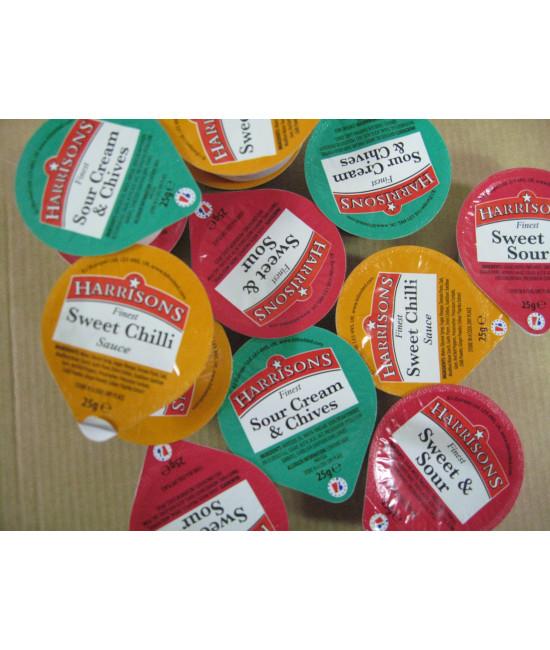 DIP SWEET chilli  (100X25GR)
