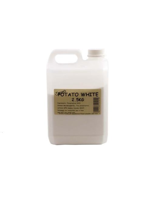 DRY WHITE 2.5 KG