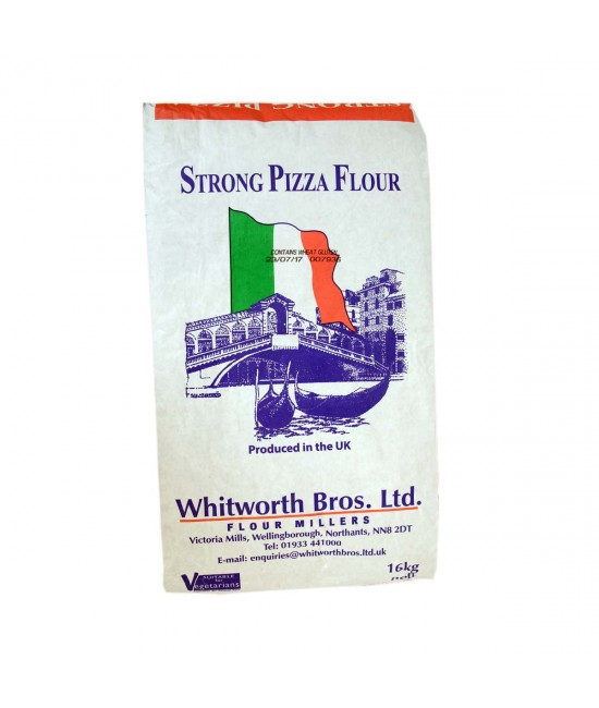 STRONG PIZZA FLOUR 16 KG