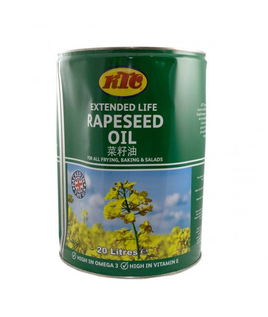 RAPE SEED OIL 20 LT