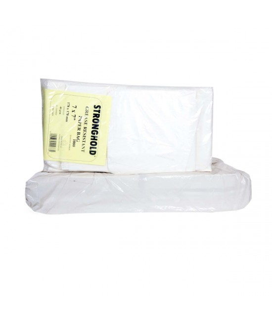 PAPER BAGS GREASE PROOF 7
