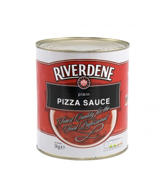 RIVERDENE PLAIN PIZZA SAUCE (6XA10)
