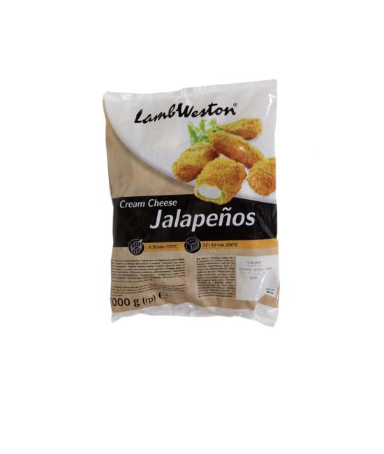 JALLOPINO CREAM PEPPER 1KG