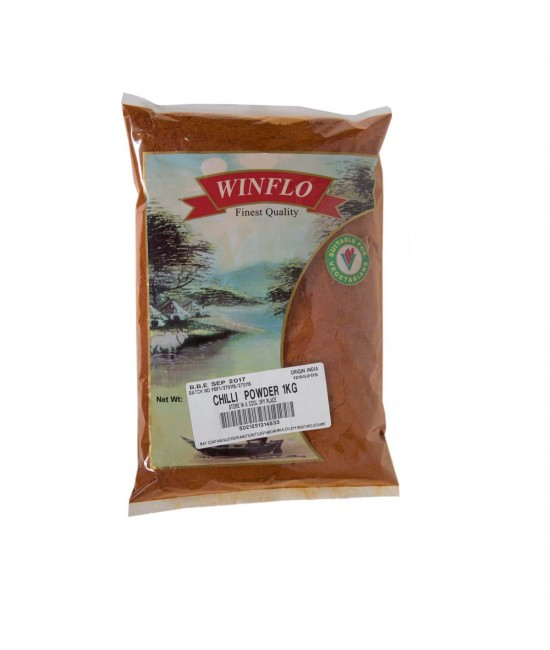 CHILLI POWDER 1x1kg